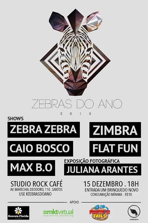 Zebras do Ano 2013